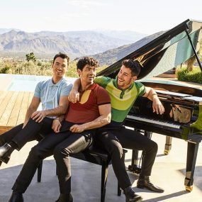 Jonas Brothers credit Peggy Sirota