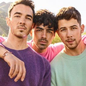 Jonas Brothers Press Photo - Peggy Sirota