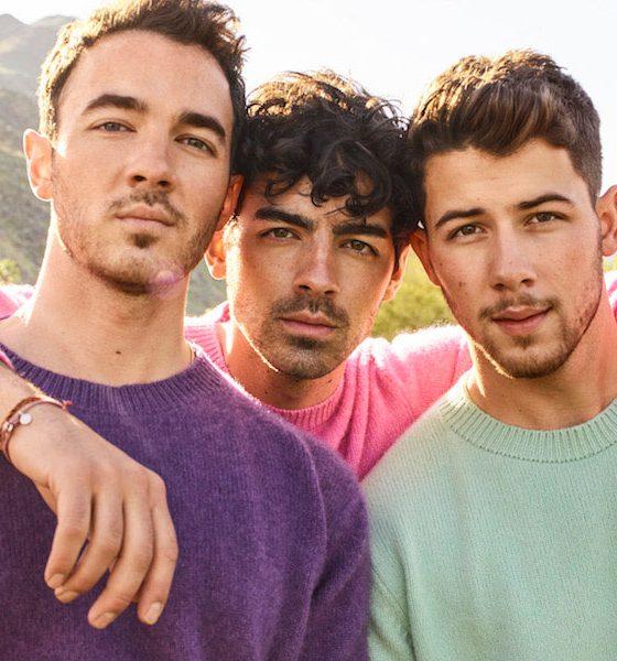 Jonas Brothers Press Photo - Peggy Sirota