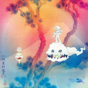 Kanye West and Kid Cudi Kids See Ghosts