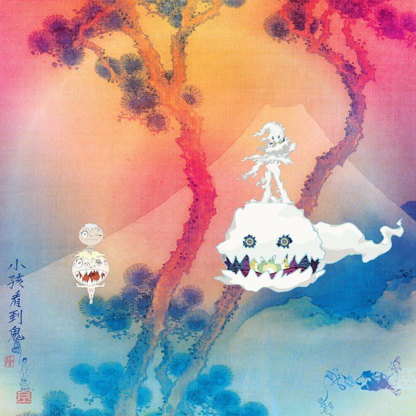 Kanye West and Kid Cudi Kids See Ghosts