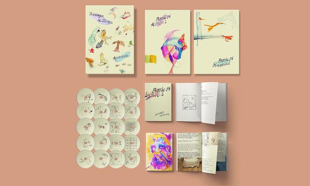 Kathryn Williams Anthology packshot