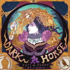 Katy Perry Dark Horse cover