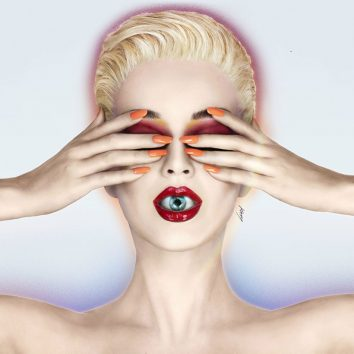 Katy Perry Witness album cover