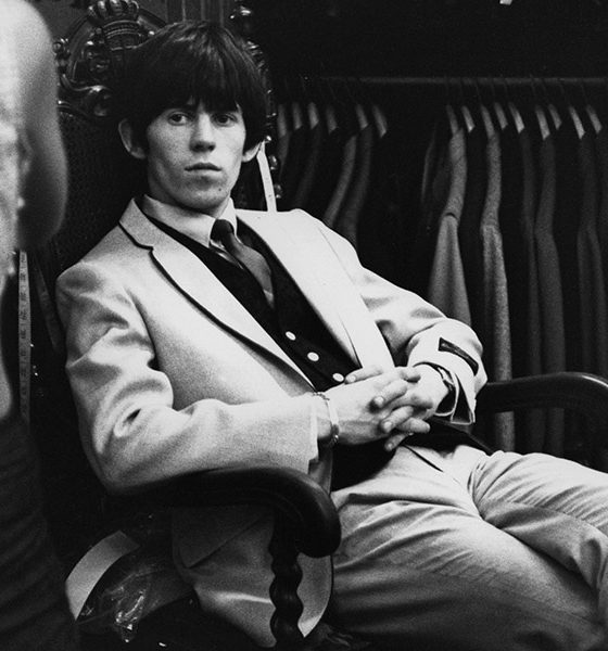 Keith Richards Shopping in America, 1964