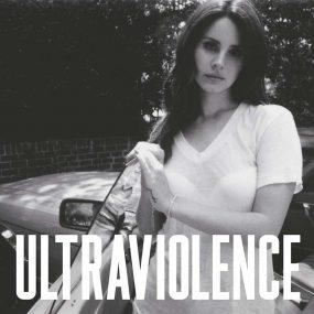 Lana Del Rey Ultraviolence album cover