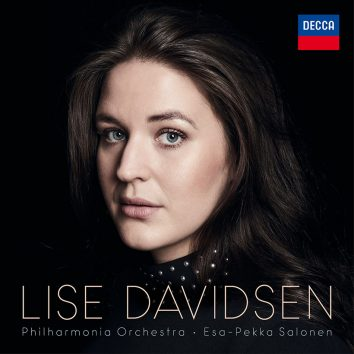 Lise Davidsen debut album cover