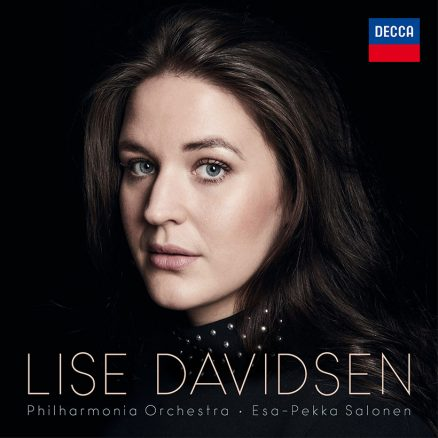 Lise Davidsen debut album cover