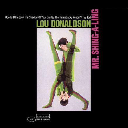 Lou Donaldson Mr Shing-A-Ling album cover