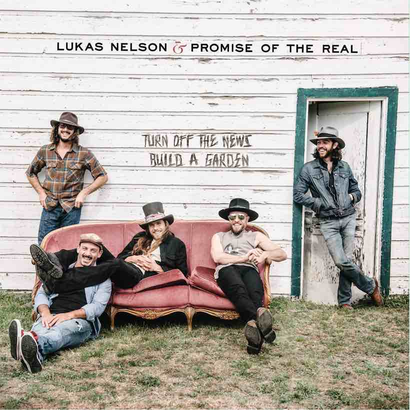 Lukas Nelson Turn Off The News album