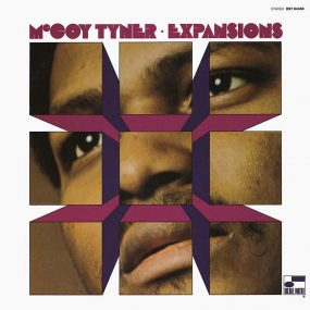 McCoy Tyner Expansions album cover web optimised 820 brightness