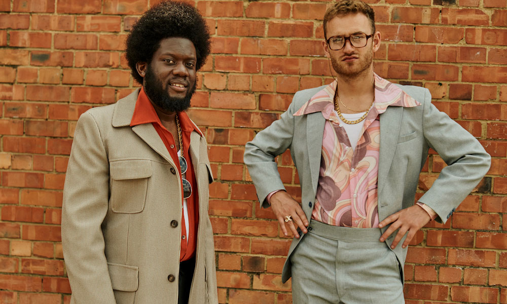 Michael Kiwanuka and Tom Misch Money