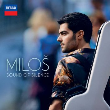Milos Sound Of Silence cover