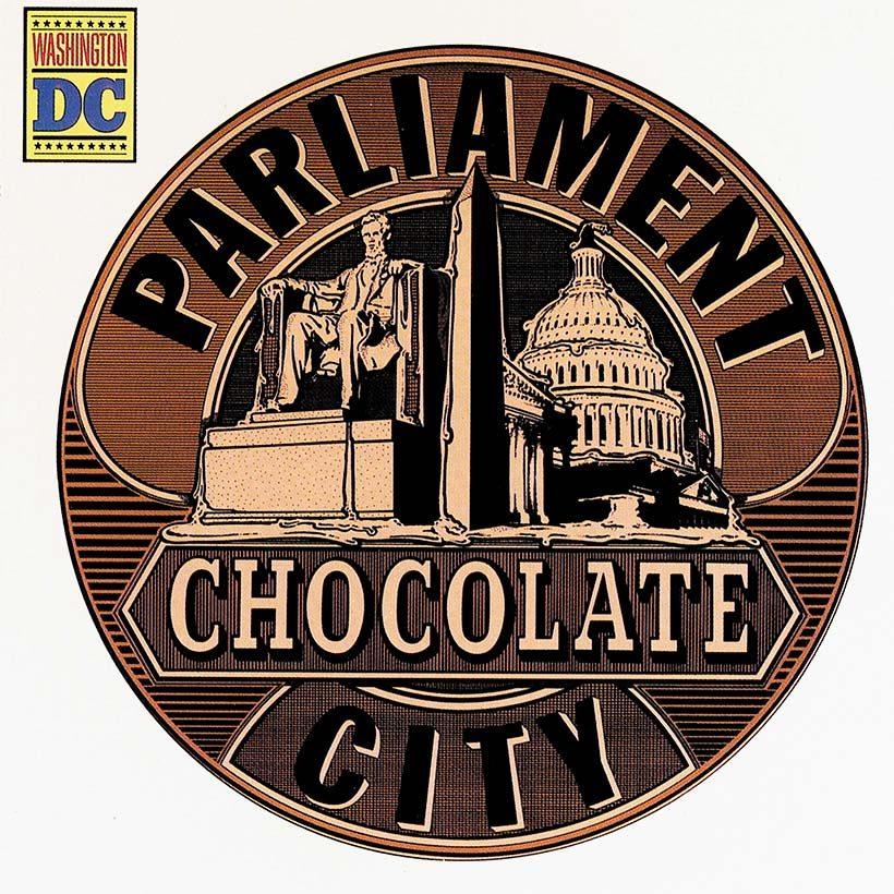 Parliament Chocolate City album cover