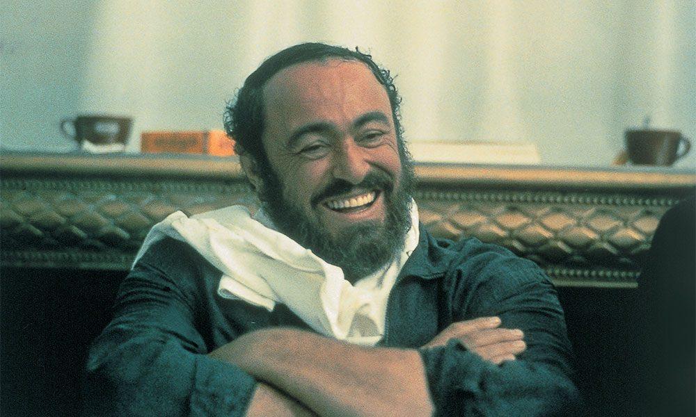 Pavarotti photo