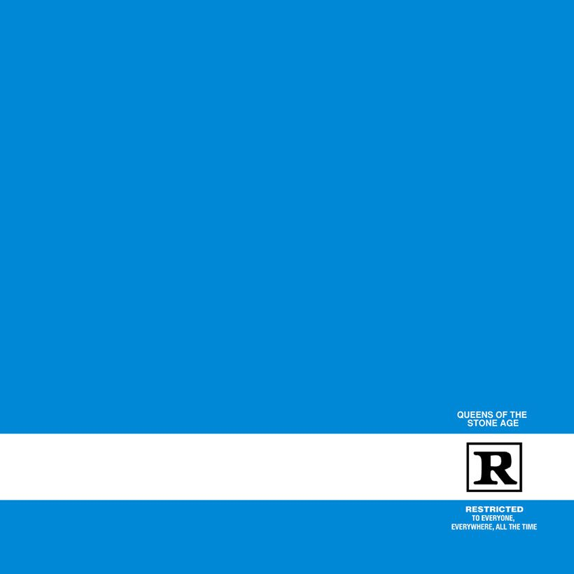 Queens Of The Stone Age Rated R album cover