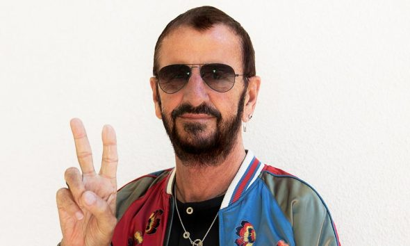 Ringo Starr Approved New 1-CREDT Scott Robert Ritchie 1000