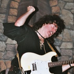 Ritchie Blackmore A Life In Vision