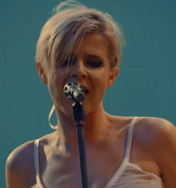 Robyn Ever Again Video
