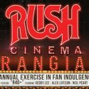 Rush Film, 'Cinema Strangiato 2019', Set For One Night Only Global Release