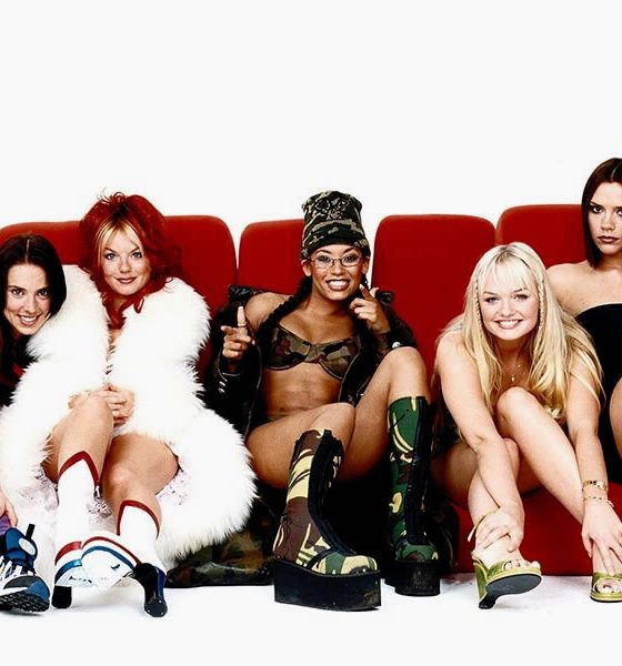 Spice Girls promo photo 1000 brightness