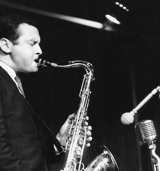 Stan Getz At The Gate photo