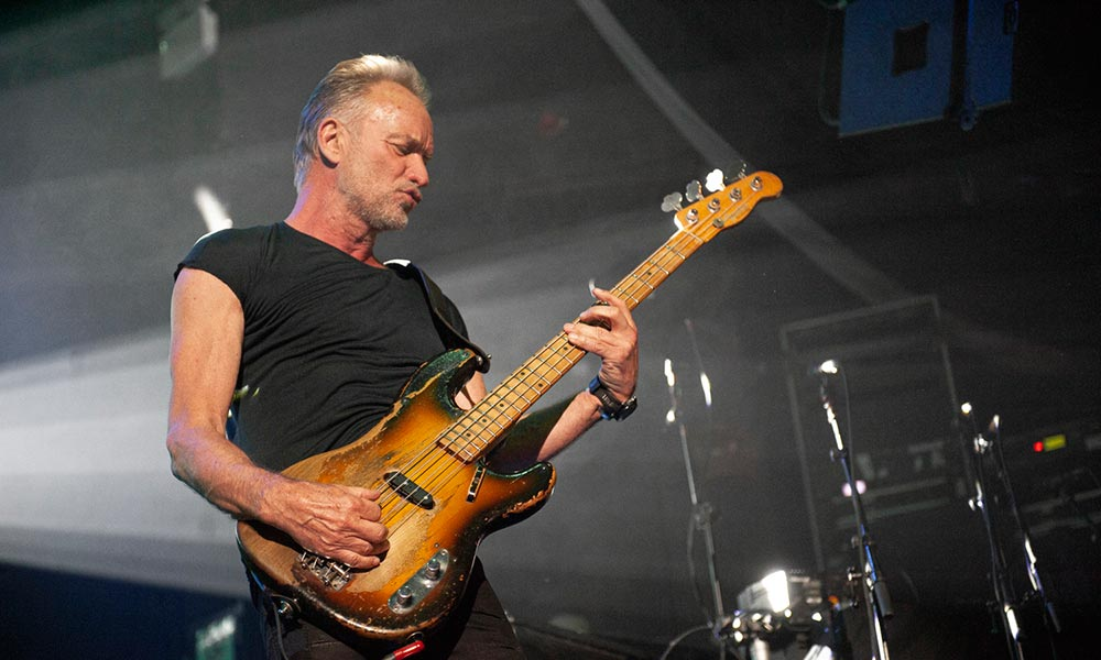 'Demolition Man': The Story Behind Sting And The Police's Explosive Song