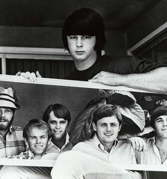 The Beach Boys bw Brian holding group portrait web optimised 1000