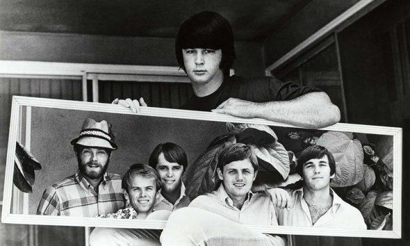 The Beach Boys bw Brian holding group portrait web optimised 1000
