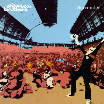 The Chemical Brothers Surrender album cover