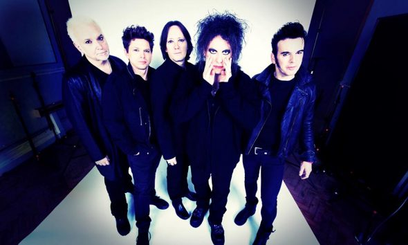 The Cure 2019 Hyde Park approved press shot CREDIT Andy Vella