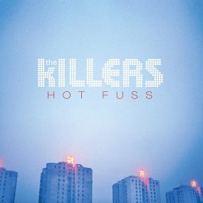 The Killers Hot Fuss Album cover