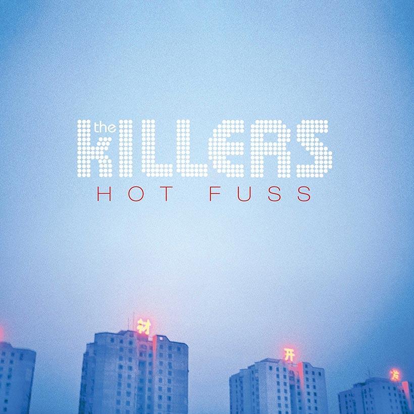 The Killers Hot Fuss Album cover
