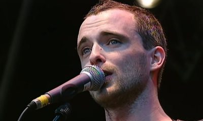 Travis Driftwood Live Glastonbury 99