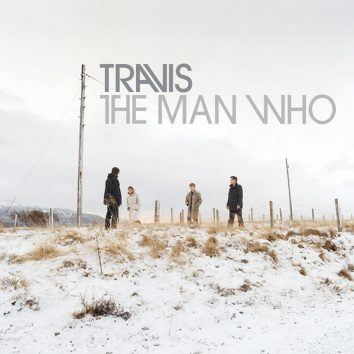 Travis The Man Who album cover
