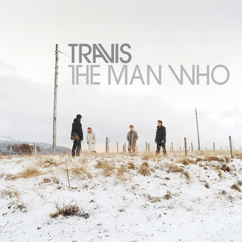 Travis The Man Who album cover