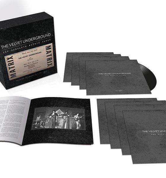 Velvet Underground Complete Matrix Tapes Box Set
