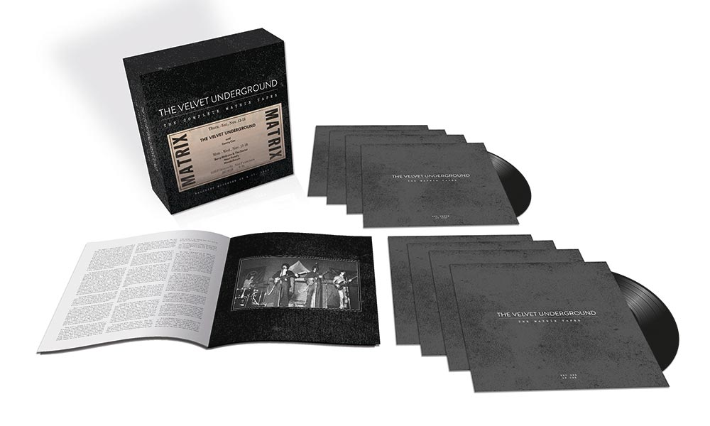 Velvet Underground Complete Matrix Tapes Box Set