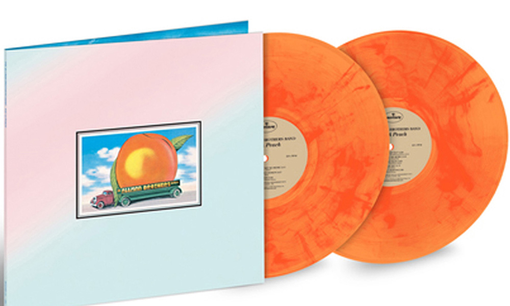 Allman Brothers Band Vinyl Reissues