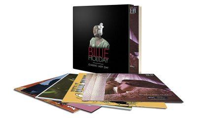 Billie Holiday Vinyl Box Set