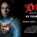 Watch The New Trailer For 'Dio Returns' Hologram Tour