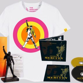 Freddie Mercury Bundle Giveaway