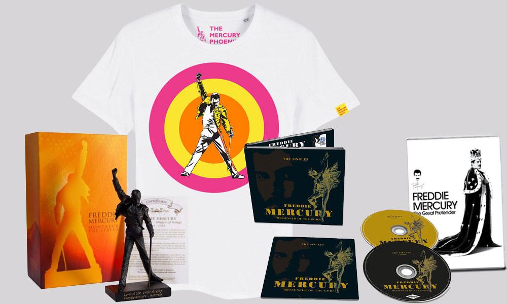 Freddie Mercury Bundle Giveaway