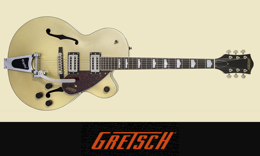 Signed Gretsch Guitar Giveaway