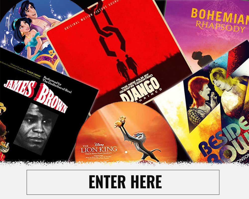 Original Soundtracks Giveaway