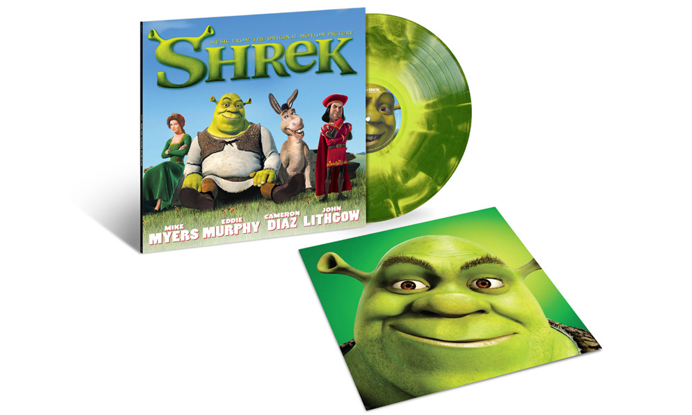 'Shrek (Music From The Original Motion Picture)' Set To Make Vinyl Debut