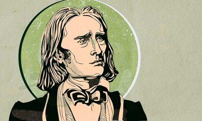 Best Liszt works - Liszt composer image