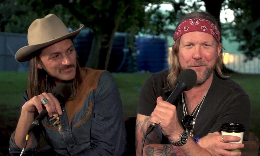 Allman Betts Band Ramblin Man Interview