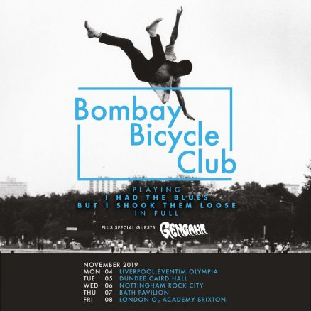 Bombay Bicycle Club November 2019 Dates