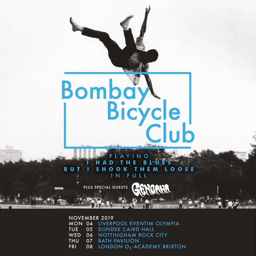 Bombay Bicycle Club November 2019 Dates